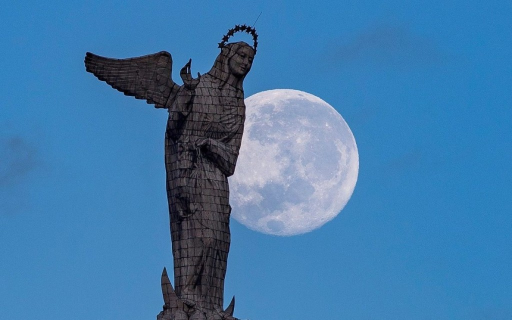 October's Harvest Moon, and other full moon dates for 2020