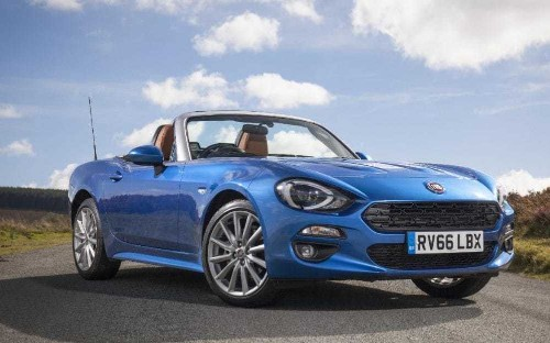 Fiat 124 Spider review: better than a Mazda MX-5?