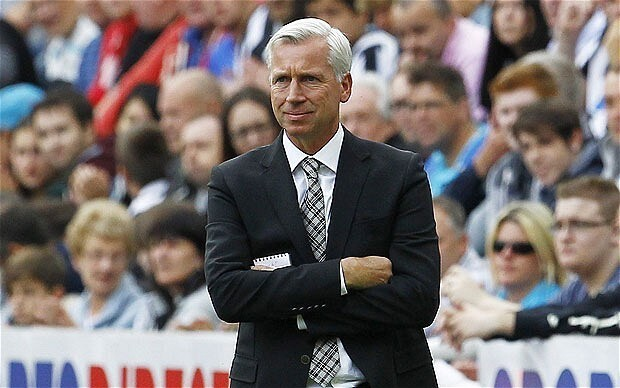 We would have had to borrow from the bank to sign players, says Newcastle United manager Alan Pardew