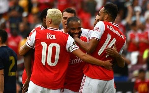 Arsenal lose on penalties to Real Madrid - what we learned: Lacazette and Aubameyang star as Bale makes point