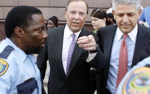 A comeback for ex-Enron chief would be astonishing