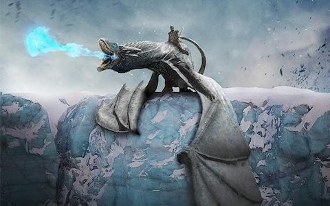 Game of Thrones 'ice dragon' Viserion: everything you need to know about the White Walker twist