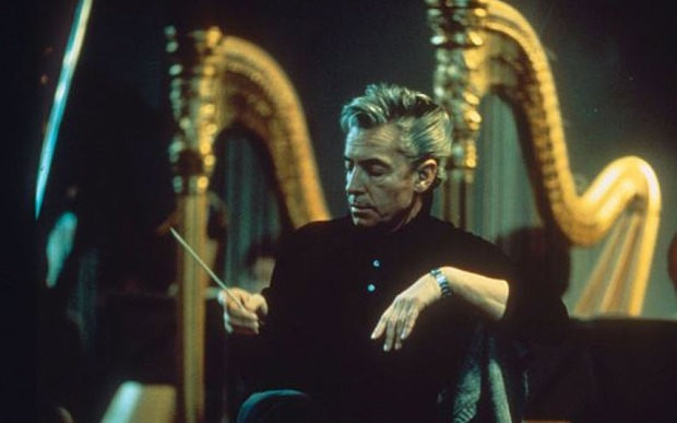 Karajan: the conductor who lived in the fast lane