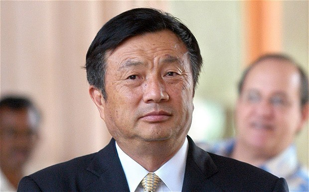 Huawei boss gives first international media interview to reject security fears