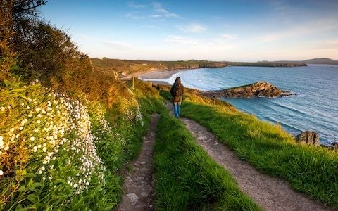 Britain's best ambles – just in time for National Walking Month
