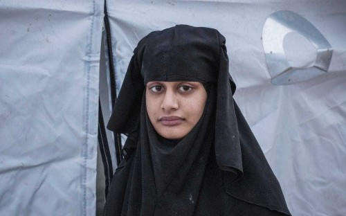 Shamima Begum's family take Home Secretary to court over decision to revoke her citizenship