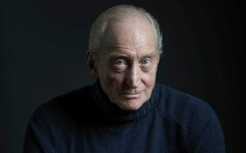 Charles Dance interview: 'I ponce around pretending to be aristocratic'