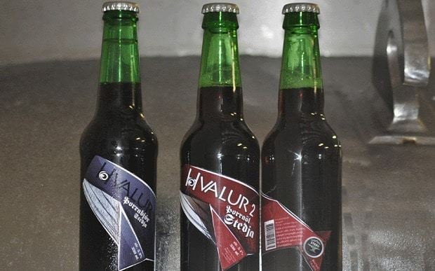Yes, Iceland really has launched a beer made of whale testicles
