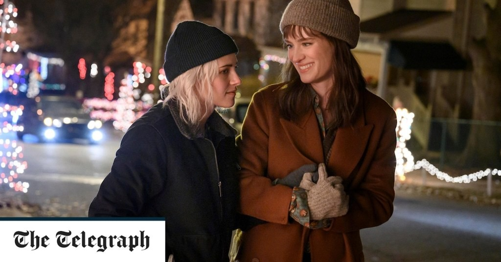 Happiest Season, review: a doleful Kristen Stewart makes Christmas a vale of tears