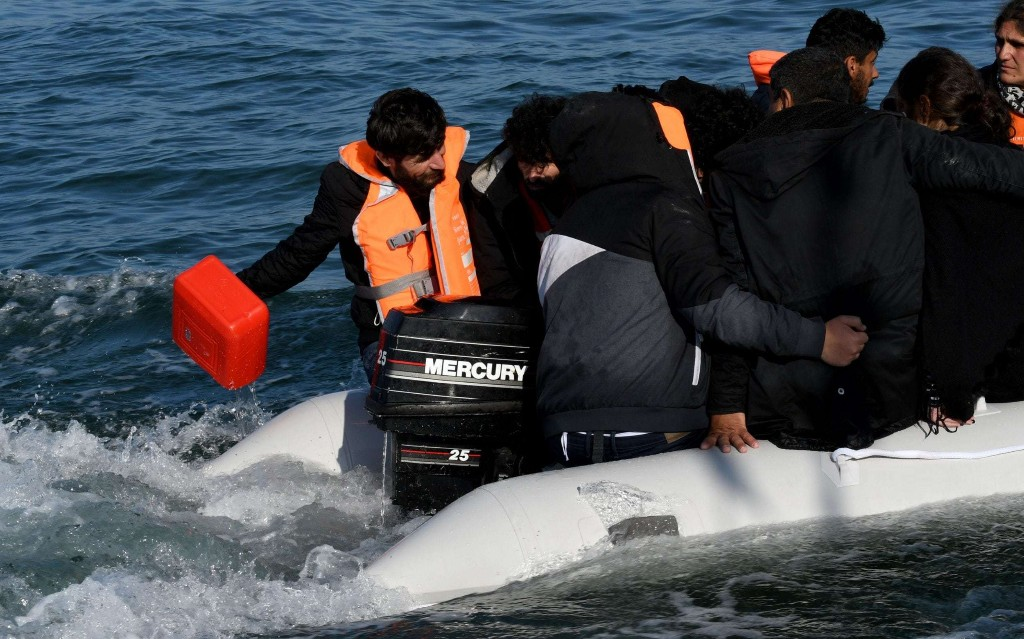 Britain should follow Australia in returning Channel boat migrants to their start points, says ex-Prime Minister