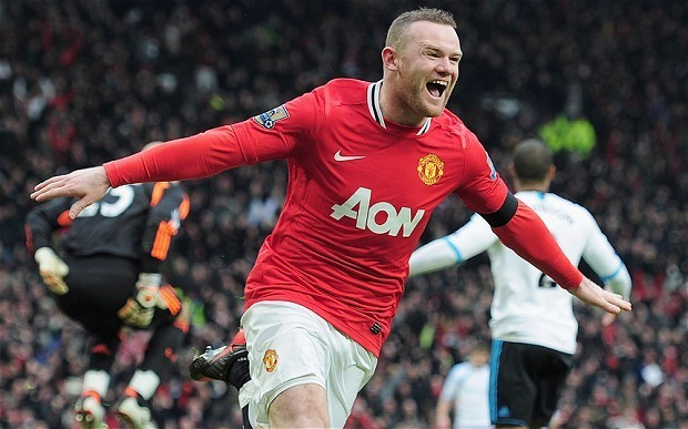 Manchester derby against Man City not United's biggest game of the season, Liverpool is, says Wayne Rooney