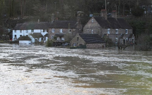Sensors installed in rivers to monitor water levels stopped working because of sheer volume of flooding, Environment Agency boss admits