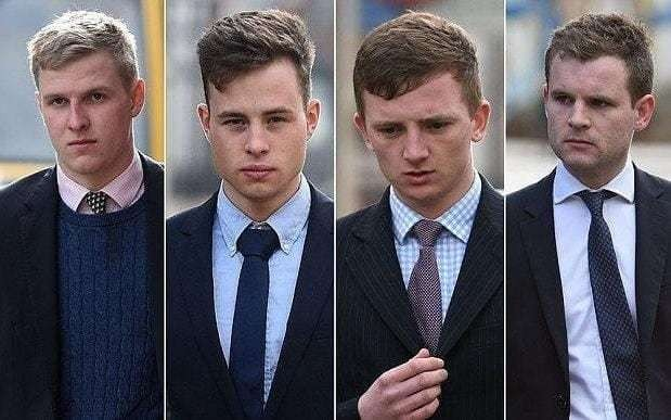 Cirencester gang rape trial: Judge criticises detective for becoming victim's 'confidante'