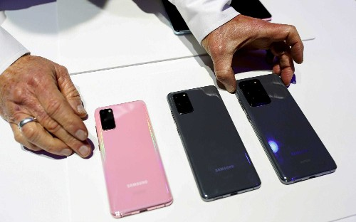 Samsung S20, Galaxy Z Flip and iPhone 11: How they compare