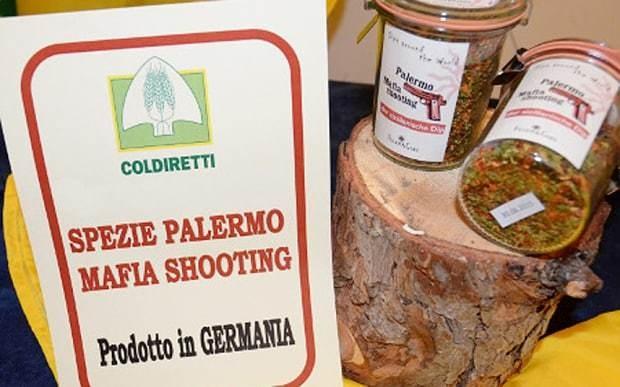 Indignant Italians rail against proliferation of mafia-themed food products