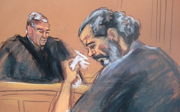 Father of one-time Jihadi John suspect is jailed in US over Africa embassy bombings