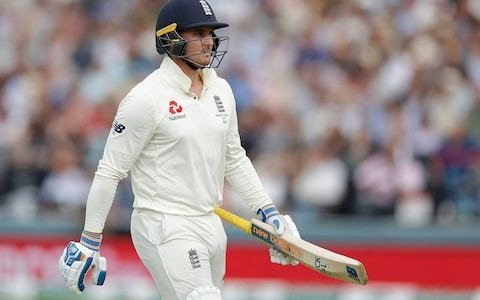 Jason Roy retains opening spot despite disappointing in first two Ashes Tests
