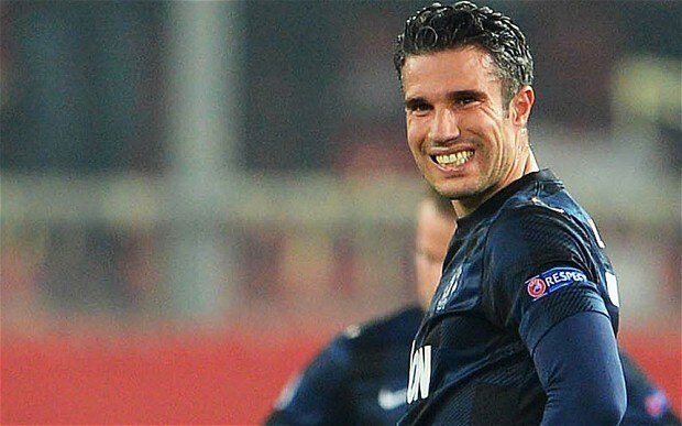 Manchester United fans must not read too much into Robin van Persie's comments - footballers are like sheep