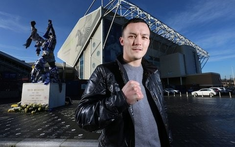 Josh Warrington's love letter to Leeds: 'I wanted to put this city on the map - now I can take on the world'