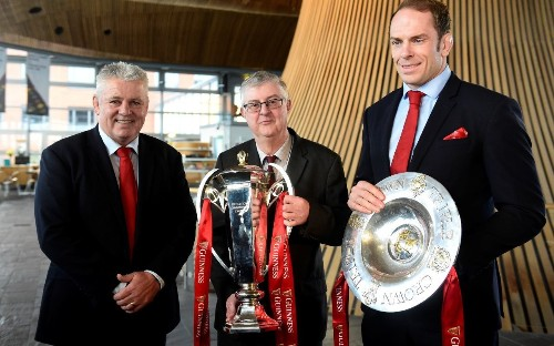 Wales captain Alun Wyn Jones refuses to rule out Warren Gatland's switch to England after 2019 Rugby World Cup