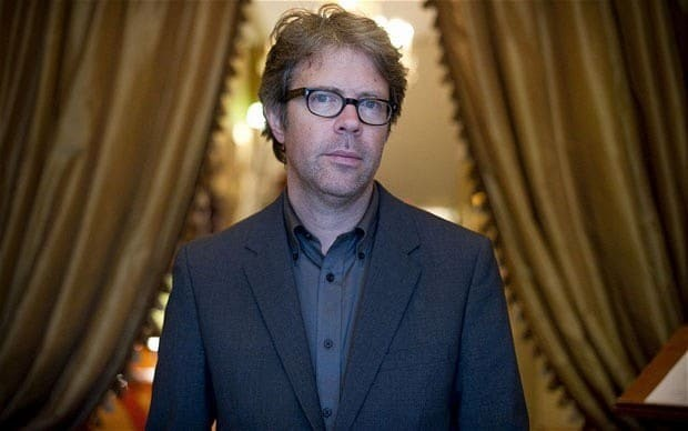 Young authors wasting time on Twitter followers instead of writing, Jonathan Franzen says