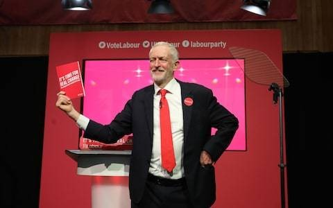 Elderly could face £100,000 Labour bill for care homes under Jeremy Corbyn's plans