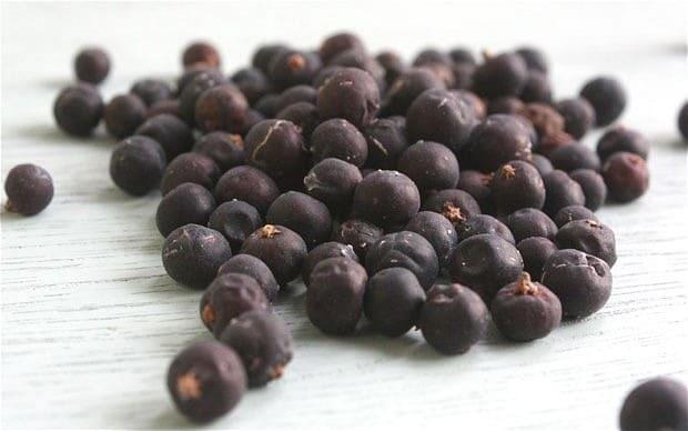 A-Z of unusual ingredients: juniper