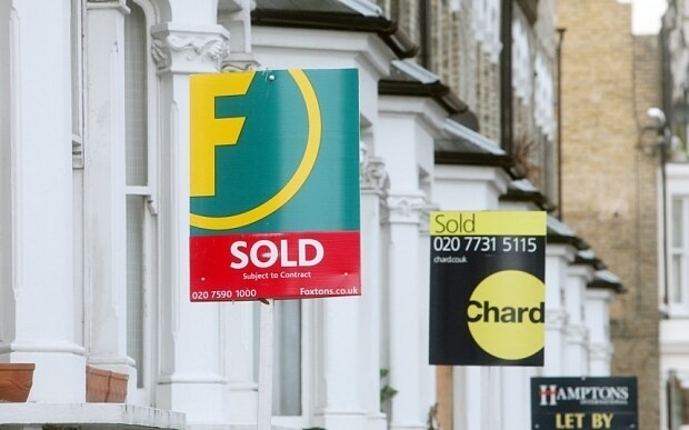 First-time buyer demand boosts house prices to record highs