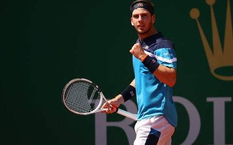 Cameron Norrie thrives on clay once again to move into Monte Carlo Masters last 16