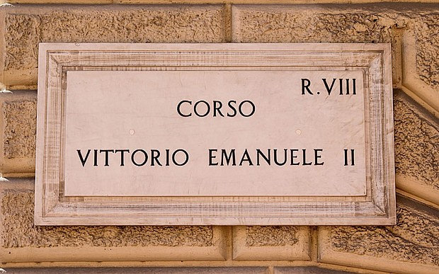 Rome finally abandons 'too complicated' Roman numerals
