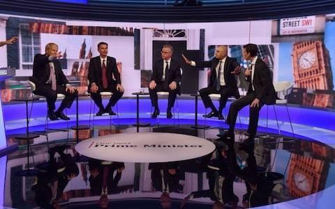 Tory leadership candidates threaten to boycott future BBC debates