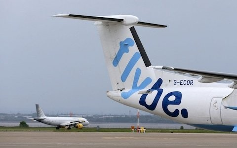 Little prospect of a bailout for Flybe, an airline 10 times smaller than Thomas Cook
