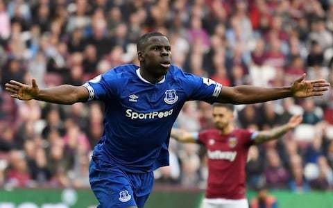 Everton open negotiations with Chelsea over Kurt Zouma transfer