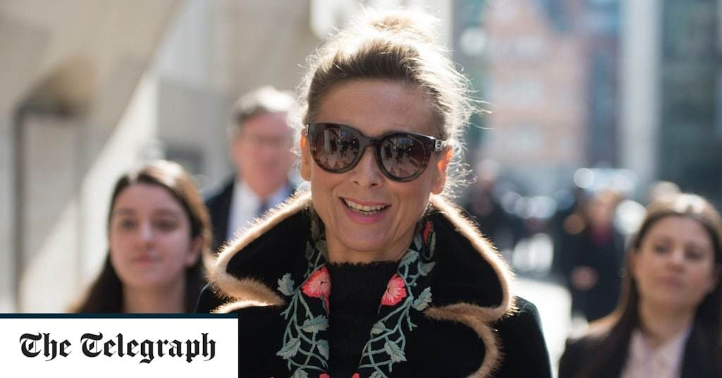 Judge clears way for divorcee owed £450m from billionaire ex-husband to be given superyacht and art collection