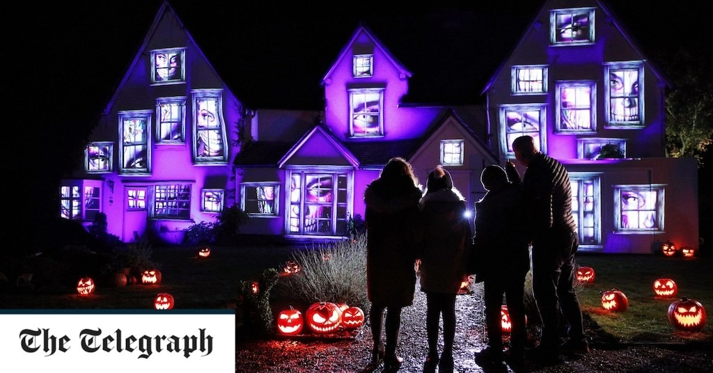 Take your neighbours' minds off coronavirus and scare them silly this Halloween