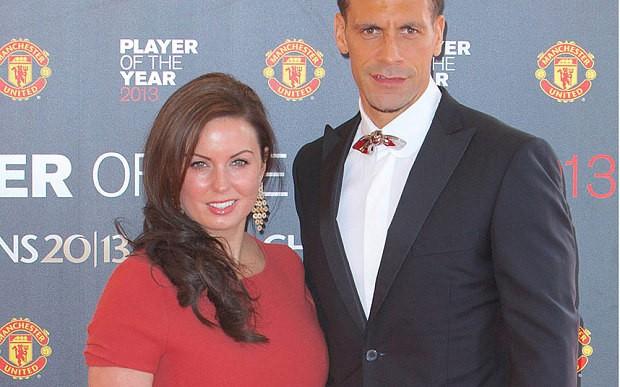 Rio Ferdinand speaks of devastation at death of his wife