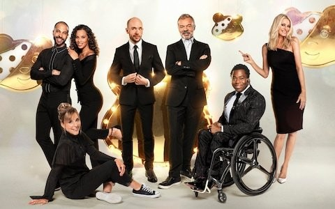 Children in Need 2019: the best bits