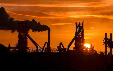 Bail-out plea to save 4,500 jobs as British Steel buckles