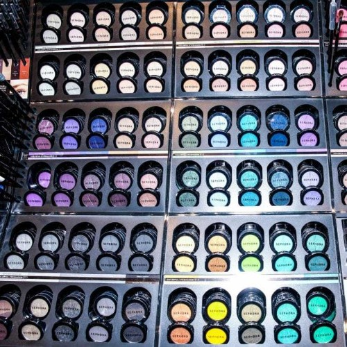 How to organise your make-up