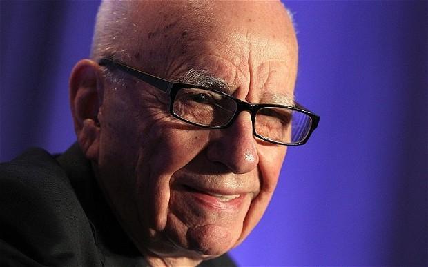 Rupert Murdoch set for $3.7m pay rise after News Corp split