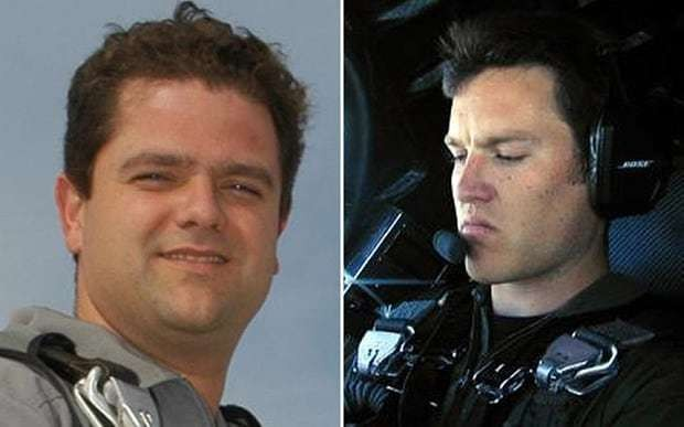 Virgin Galactic pilot describes terrifying freefall after SpaceShipTwo broke up