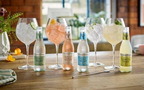Fever-Tree shares plunge as sales lose their fizz over Christmas