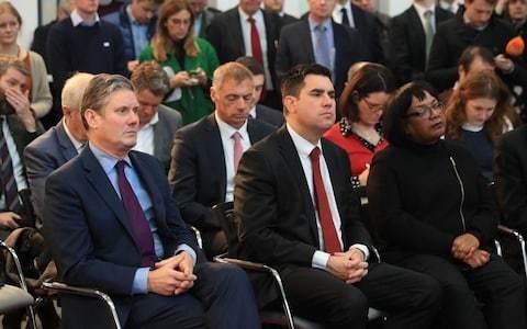 Farewell Richard Burgon, a titan among Jeremy Corbyn's political dwarves