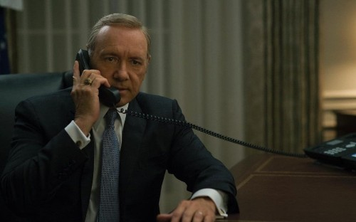 House of Cards: Frank Underwood's best quotes