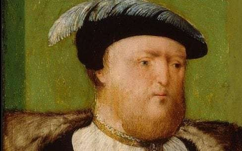Tree rings date Henry VIII portrait to 1525...the year he became obsessed with Anne Boleyn