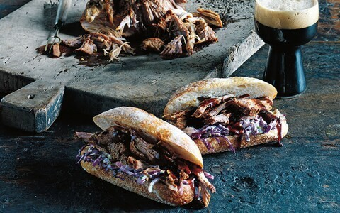 The ultimate pulled pork