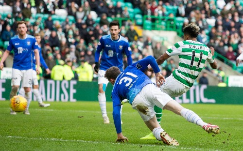 Striker worry for Steven Gerrard ahead of Rangers' St Johnstone clash