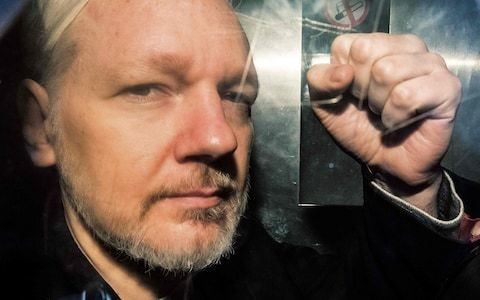 Wikileaks founder Julian Assange hit with 17 new criminal charges by US