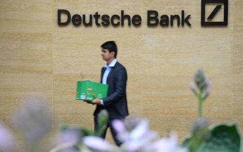 Deutsche Bank chief promises investors not to ask for more cash