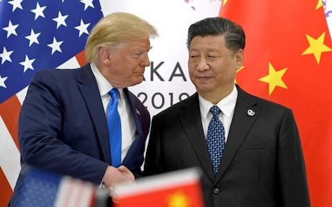 Trump is losing his trade war with China, and running out of economic time